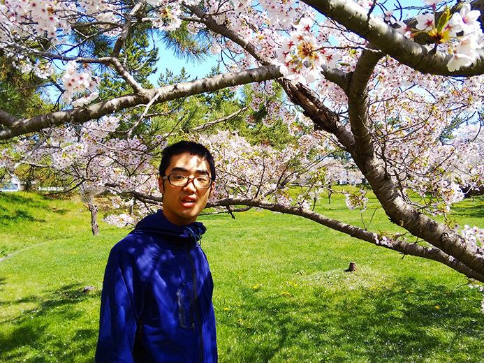 ワークセンターほくと 春の散歩