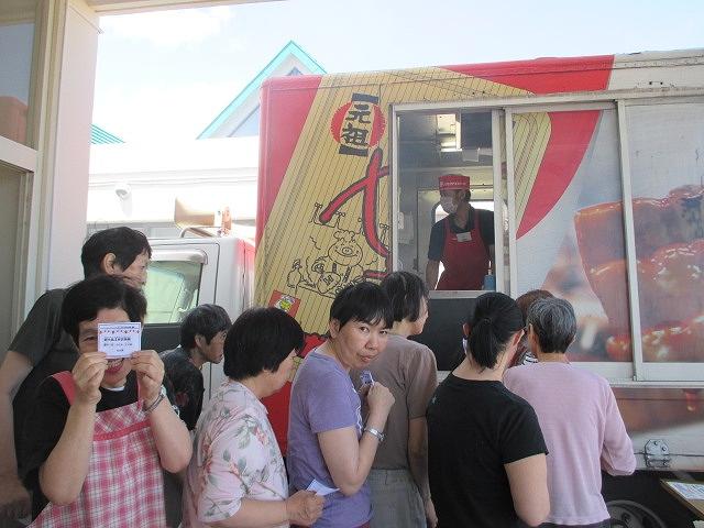 明生園 夏バテ防止に焼き鳥弁当がやってきました!!