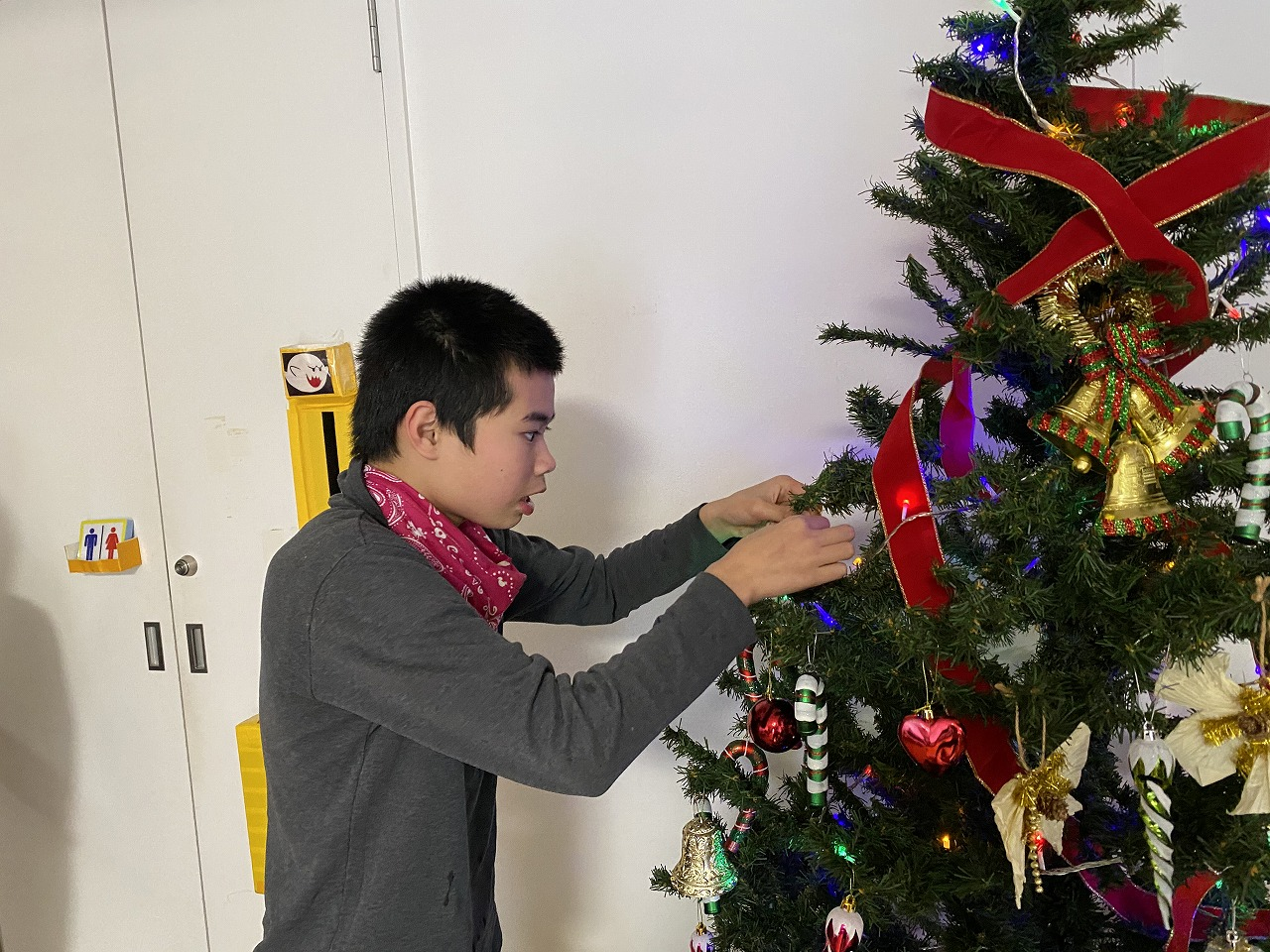 おしま学園「 クリスマス会」